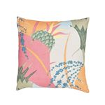 """So17754004 Ananas 18"""" Pillow Tropical By Schumacher Furniture and Accessories 1"""